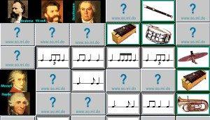 Music Memo Game