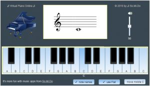 Somido Virtual Piano